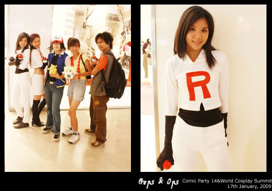 Snap Shot #3: Comic Party14 & World Cosplay Summit 2009