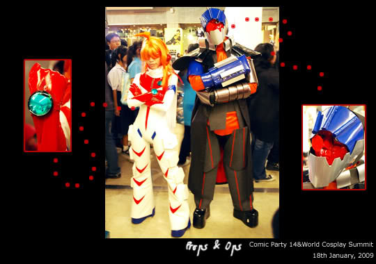 Snap Shot #4: Comic Party 14 & World Cosplay Summit 2009