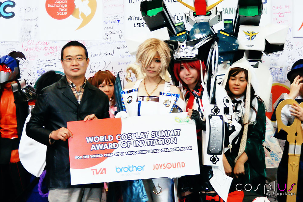 Interview | Zeii & Yuegene Fay ตัวแทนประเทศไทย World Cosplay Summit 2009