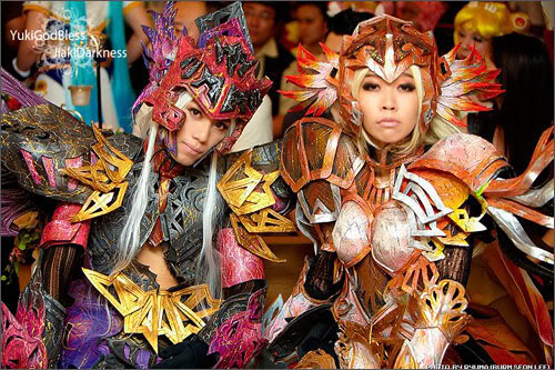 Interview | ตัวแทนไทย World Cosplay Summit 2011 YukiGodbless & JiakiDarkness (ตอนที่ 2/2)