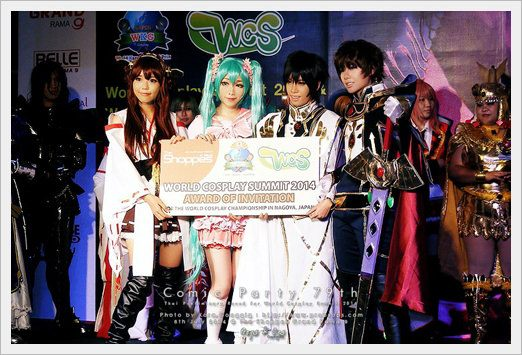 World Cosplay Summit 2014 Final Report
