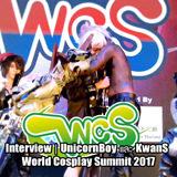 Interview | UnicornBoy และ KwanS ตัวแทนประเทศไทยไปประกวดระดับโลก World Cosplay Summit 2017