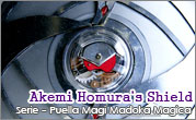 Puella Magi Madoka Magica – Akemi Homura's Shield