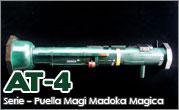 Puella Magi Madoka Magica – AT-4