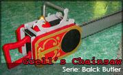 Black Butler – Grell's Chainsaw Deathscythe